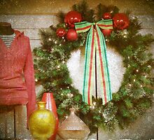 A Fashionable Christmas by angelandspot