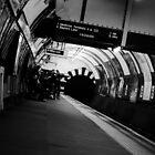 The Tube by DarrynFisher