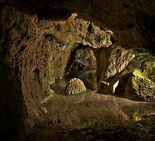 Limestone Cave by Mario Curcio