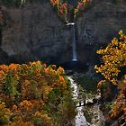 New York's Taughannock falls III HDR by PJS15204