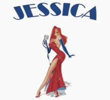Jessica Rabbit by edzemo