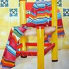 Silla de la Cocina/Kitchen Chair by kandyce