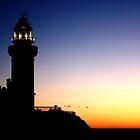 Byron B4 Sunrise by jayded