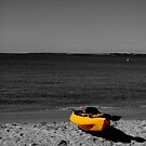 Lonely Boat by Nalin K