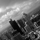 View from 40th Floor.  by Nalin K