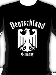 Deutschland T-Shirt T-Shirt