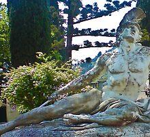 Achilles by Lyndy