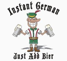 Funny German by HolidayT-Shirts