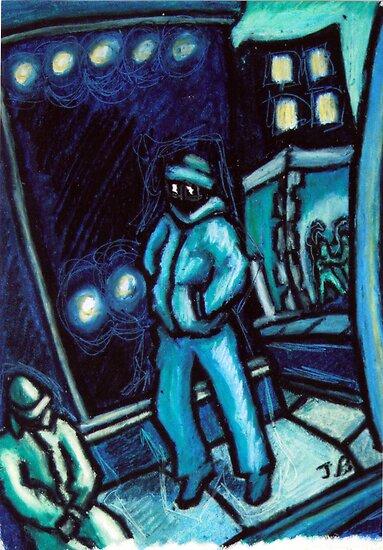 Blue walker no.2 by jimb88