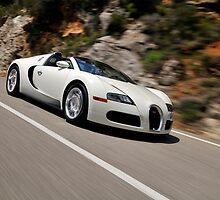 The Bugatti Veyron 16.4 Grand Sport .... by M-Pics
