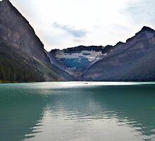 Lake Louise by Jann Ashworth
