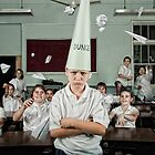 School Daze - Dunce by Alicia Adamopoulos