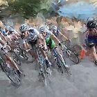 Bike Racers by Dennis Granzow