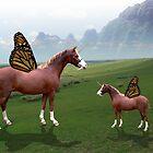 The Uni-Horse-efly by tluu901751