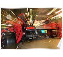 Le Mans 24hrs .... Poster