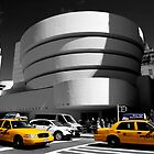 Guggenheim Museum - NY by Xpresso