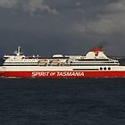 Spirit Of Tasmania by Martin Hampson