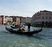 On the Grand Canal by CiaoBella