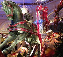 Happy Holidays...Las Vegas Style! by Rita  H. Ireland