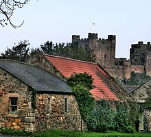 """Of Castles and Cottages"" by Bradley Shawn  Rabon"