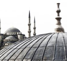 The Blue Mosque, Istanbul by Stephen Bakalich-Murdoch