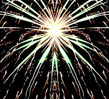 Firework Stitch by jayded