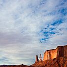 Monument Valley Navajo Tribal Park by Nickolay Stanev