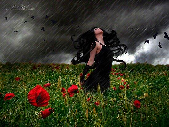 Storm Witch by Adara Rosalie
