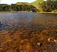 Glencorse Reservoir by Nik Watt