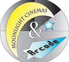Moonlight Cinemas and Arcade by dbrubaker