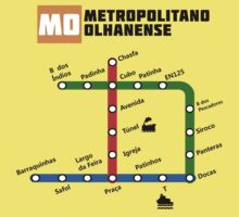 Metropolitano de Olhao by velica