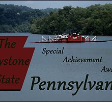 The Keystone State special achievement award by Jim Butera