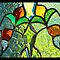 Summer Through Stained Glass by Ellen Cotton