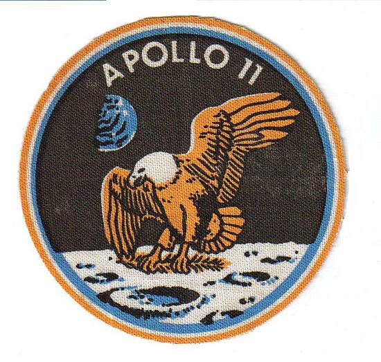 Apollo 11 NASA Badge (page 2) - Pics about space