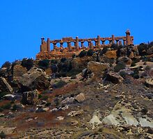 Agrigento. Temple of Concordia. Sicily, Italy 2007 by Igor Pozdnyakov
