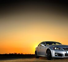 The V8 Powered Lexus ISF .... by M-Pics