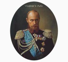 Vladimir Putin - Emperor of Russia by ArtBlast