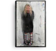 When I Needed You Most Metal Print