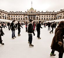 get your skates on by Charlie Trotman