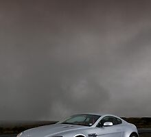 The Aston Martin V8 Vantage .... by M-Pics
