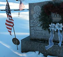 Dear Daddy. Veteran and Friend by linmarie