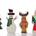 Christmas Characters by tammykayphoto