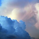 Blue Cloud by Sharon Elliott-Thomas