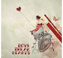 Boys Break Hearts by Jordan Clarke
