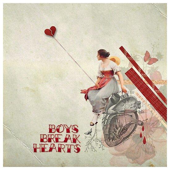 Boys Break Hearts by Jordan Clarke