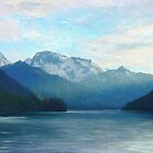 "Approaching Whistler  (2009)   - 45""x36"" max print size by John Fraser"