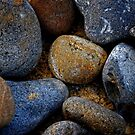 Pebbles by Karen  Betts