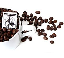 Fair Trade Coffee Photographic Print
