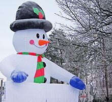 Frosty the snowman... by Paola Svensson