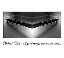 mortal coil Photographic Print